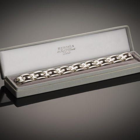 Bracelet Hermès vintage 1977