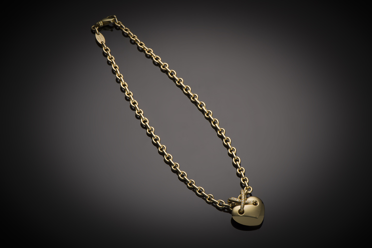 Collier Chaumet diamants-1