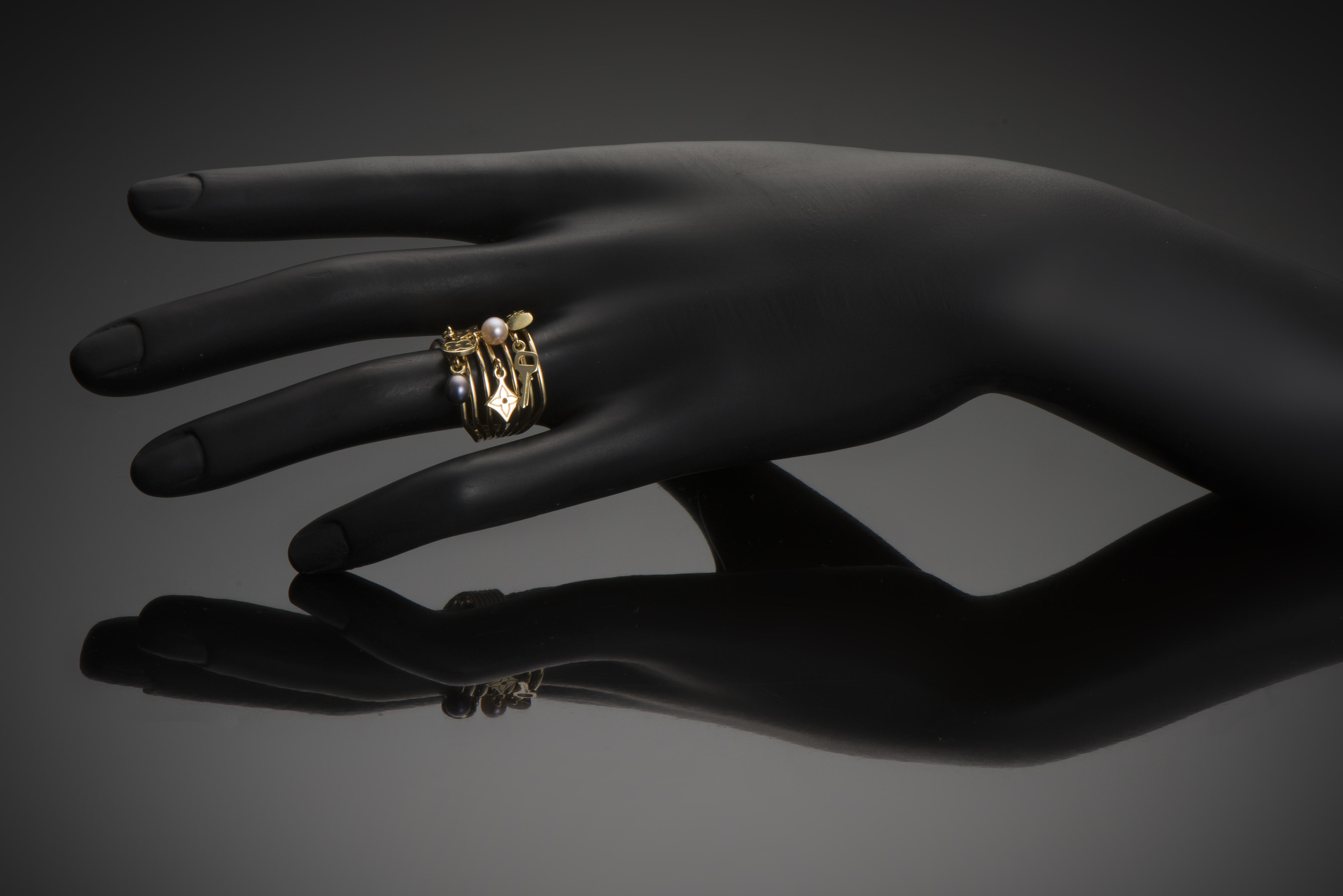 Bague Louis Vuitton-2
