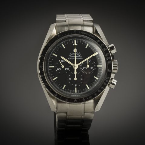 Montre Omega Speedmaster Moonwatch 2007 (avec papiers)