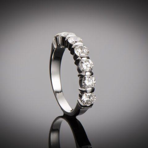 Demi-alliance diamants