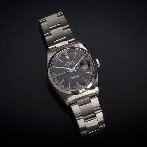 Montre Rolex Datejust 36 mm avec papiers