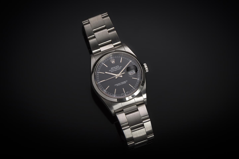 Montre Rolex Datejust 36 mm avec papiers-1