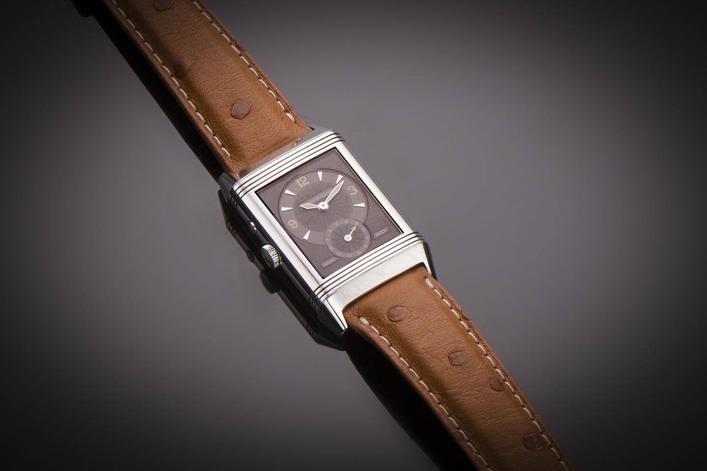 Montre Jaeger LeCoultre Reverso Duoface Night & Day-2