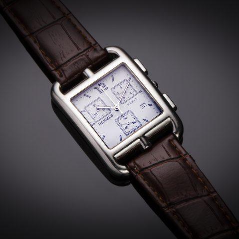 Montre Hermès Cape Cod chronographe