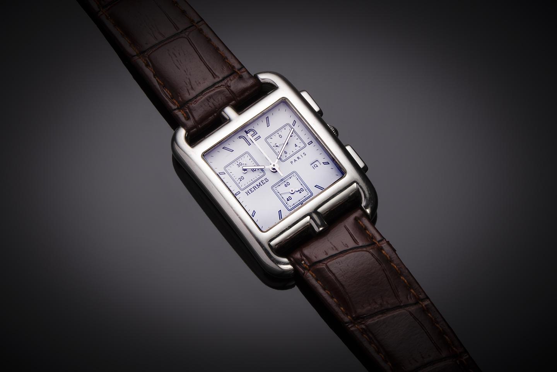 Montre Hermès Cape Cod chronographe-1